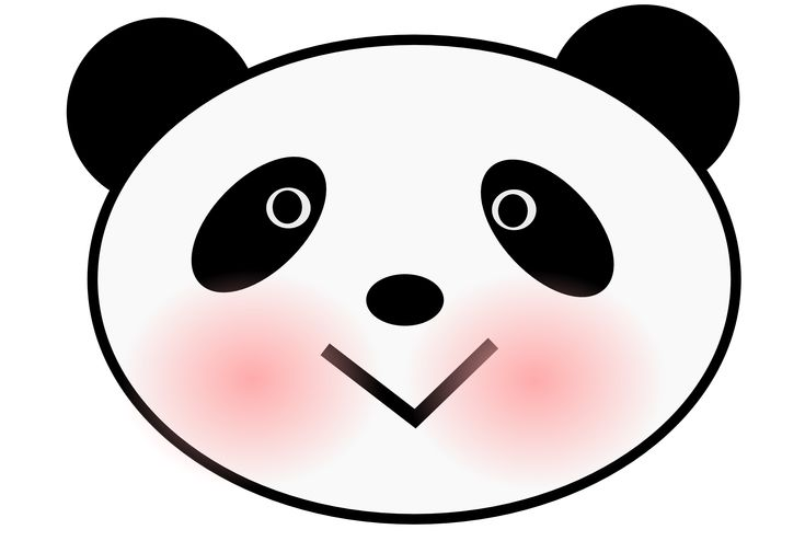 735x494 87 Best Clip Art Images On Panda Bears, Clip Art And Panda