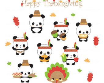 340x270 Panda Party Clip Art Amp Printables Set Ca051 Clipart Panda Wall