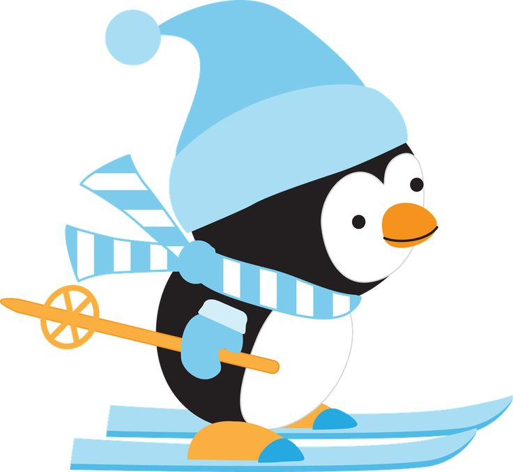 Cute Penguin Clipart
