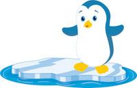 200x129 Free Penguin Clipart
