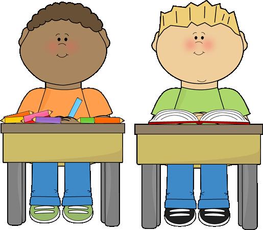 515x450 School Kids Clip Art