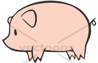 320x207 Boar Clipart Cute