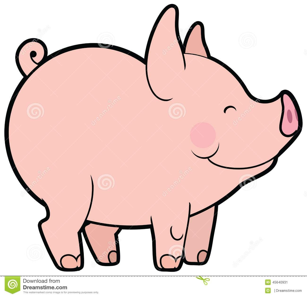 1300x1258 New Pig Clipart Collection