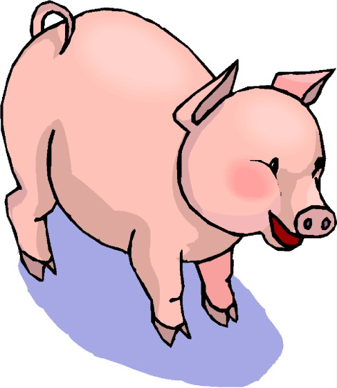 487x560 Pig Clipart Craft Projects, Animals Clipart