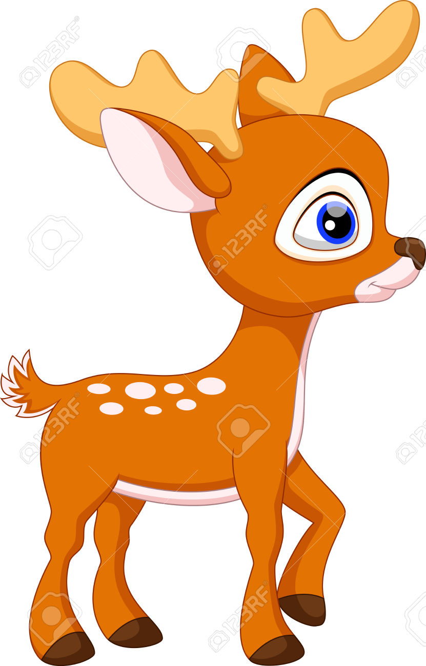 831x1300 Cute Deer Clipart Cute Deer Clipart 3