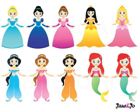 570x456 Princess Clipart,princess Clip Art,fairytale Princess Clipart,cute