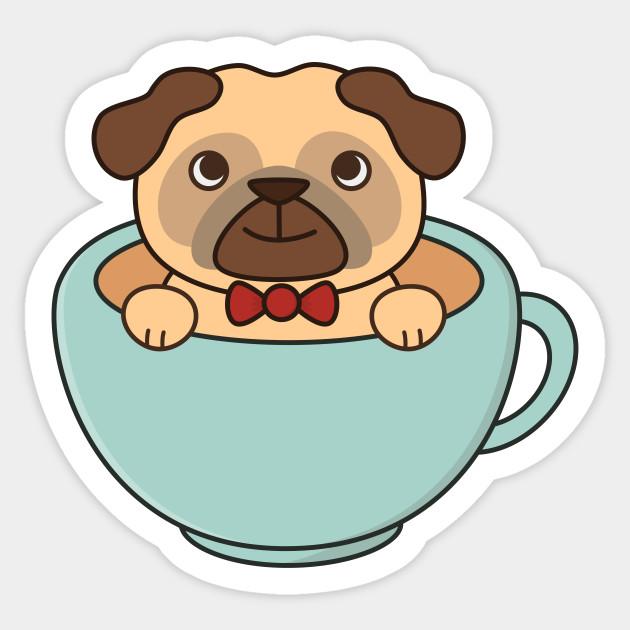 630x630 Cute And Kawaii Adorable Pug T Shirt