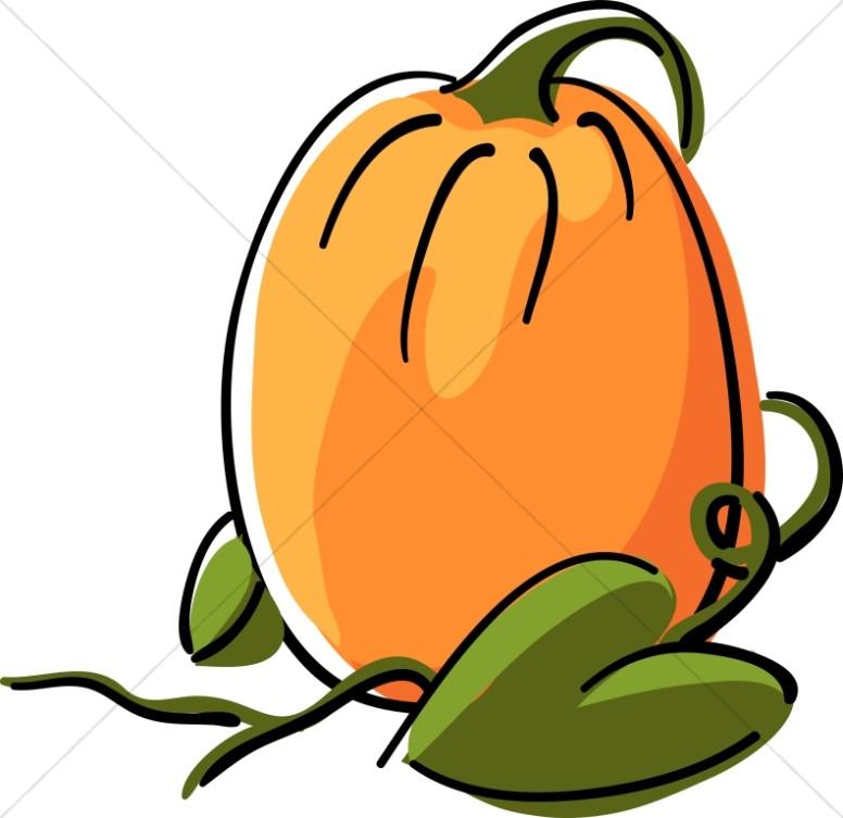 776x753 Cute Harvest Pumpkin Harvest Day Clipart