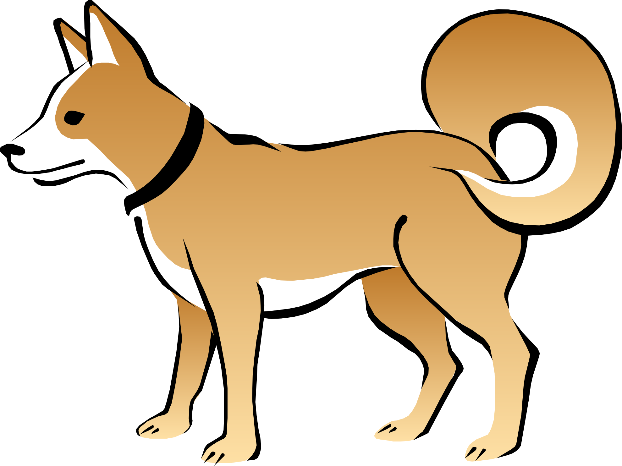 Cute Puppy Clipart At Getdrawings Com Free For Personal Use Cute