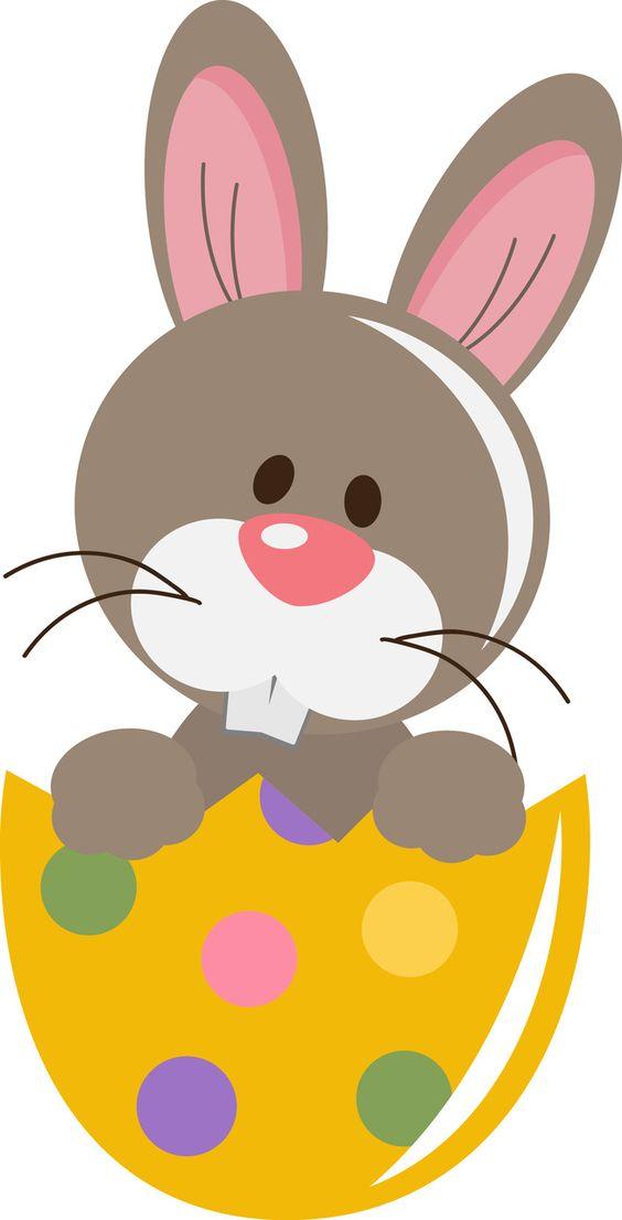 564x1107 Cute Easter Bunny Clipart Clipart Panda Free Clipart