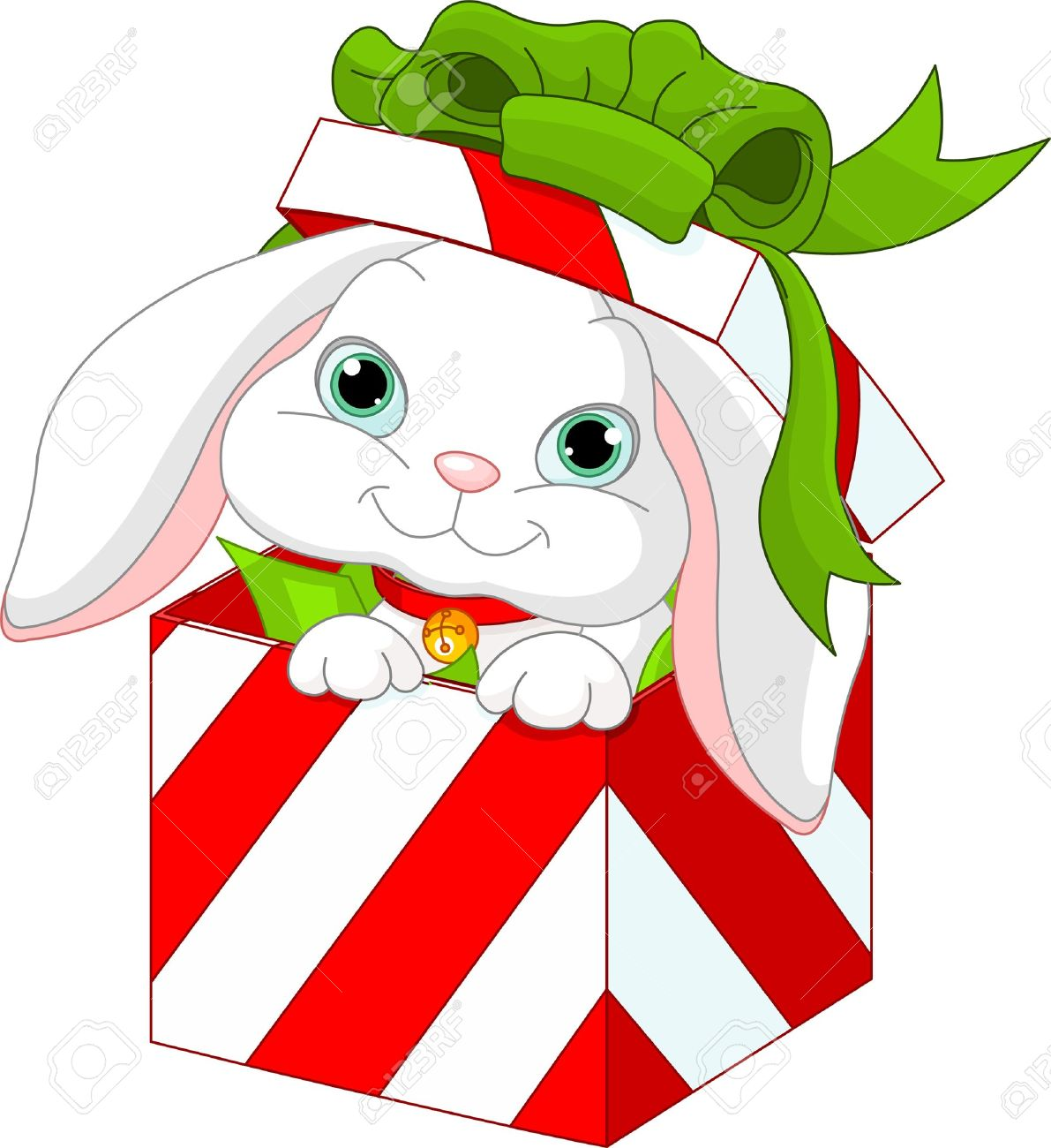 1191x1300 Collection Of Christmas Rabbit Clipart High Quality, Free