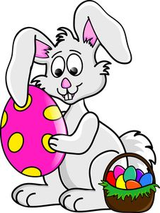 226x300 Easter Bunny Clipart Animated