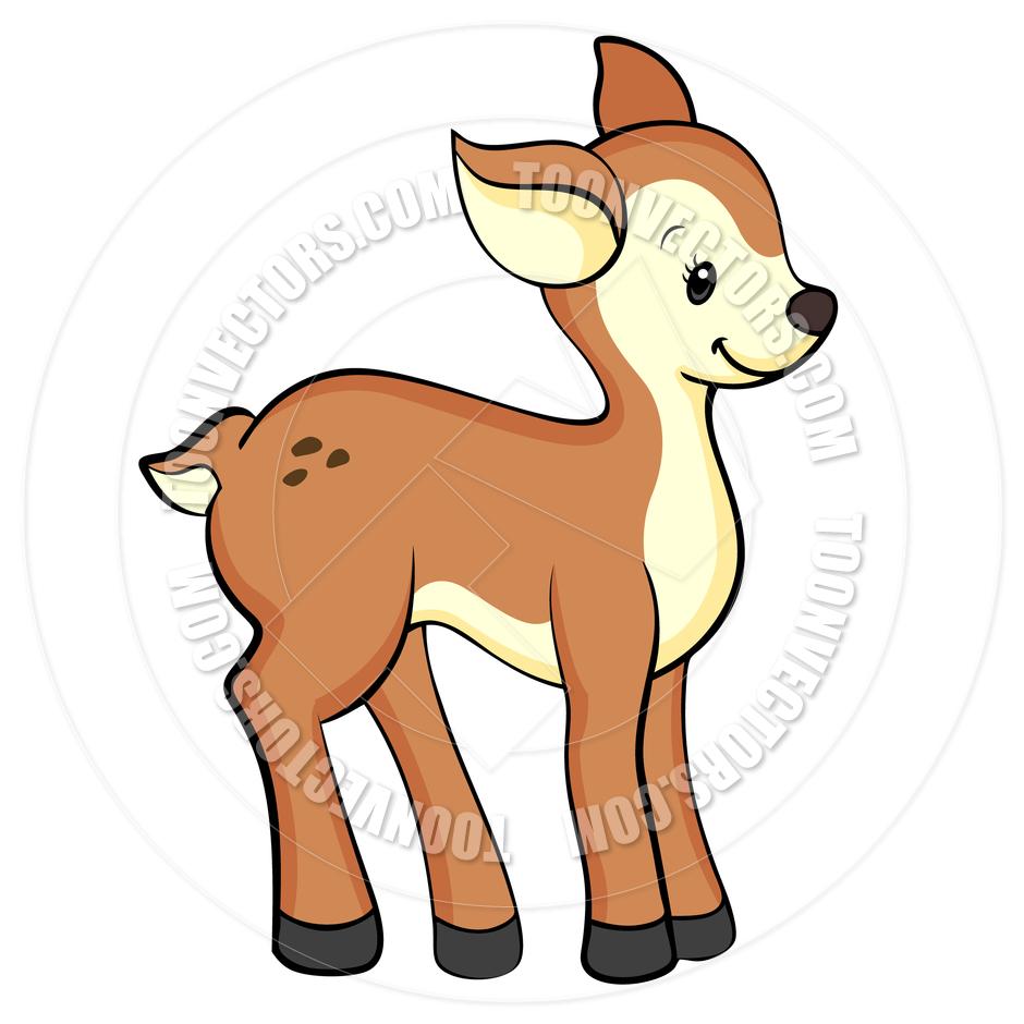 940x940 Smartness Baby Deer Clipart Image Of 3554 Clip Art Clipartoons