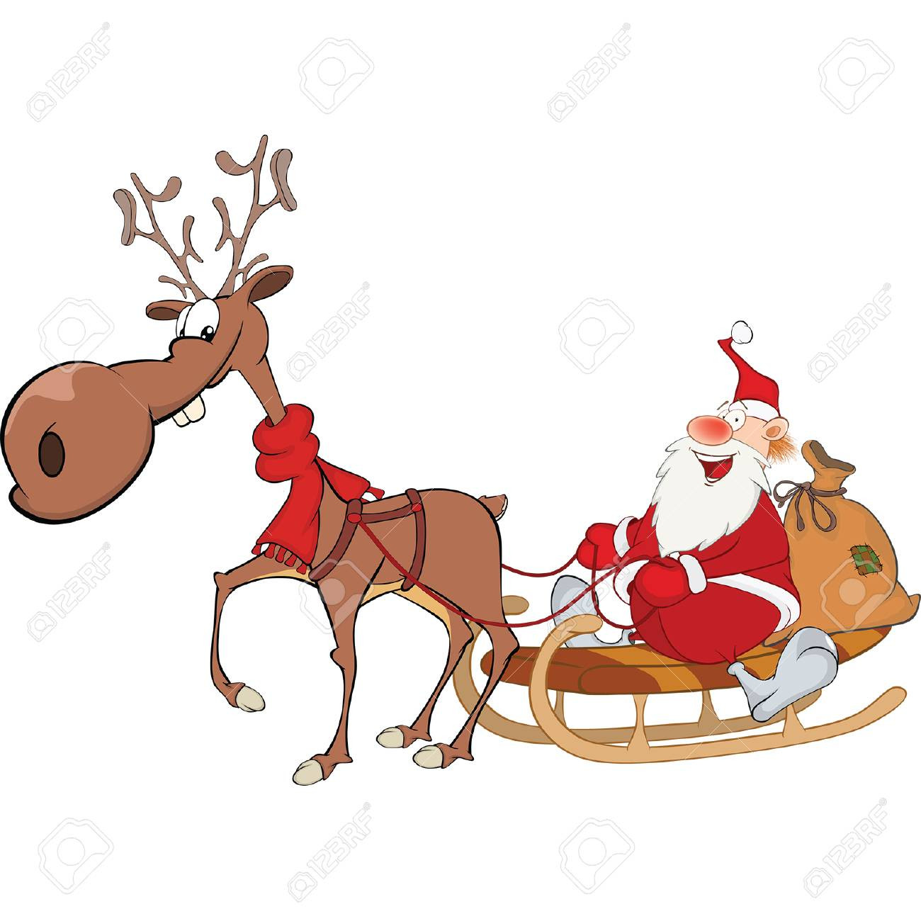 1300x1300 You Can Use This Cute And Adorable Santa Clip Art On Whatever