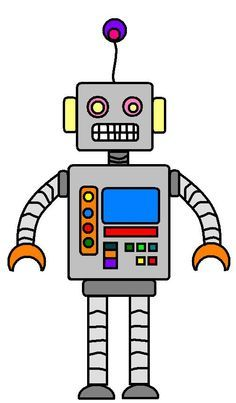 236x403 Robot Clipart For Your Project Or Classroom. Free Png Files That