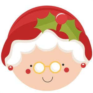 Cute Santa Claus Clipart