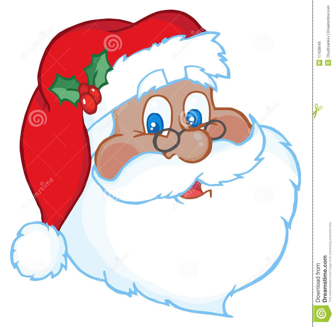 1333x1300 Clip Art Black Santa Clip Art