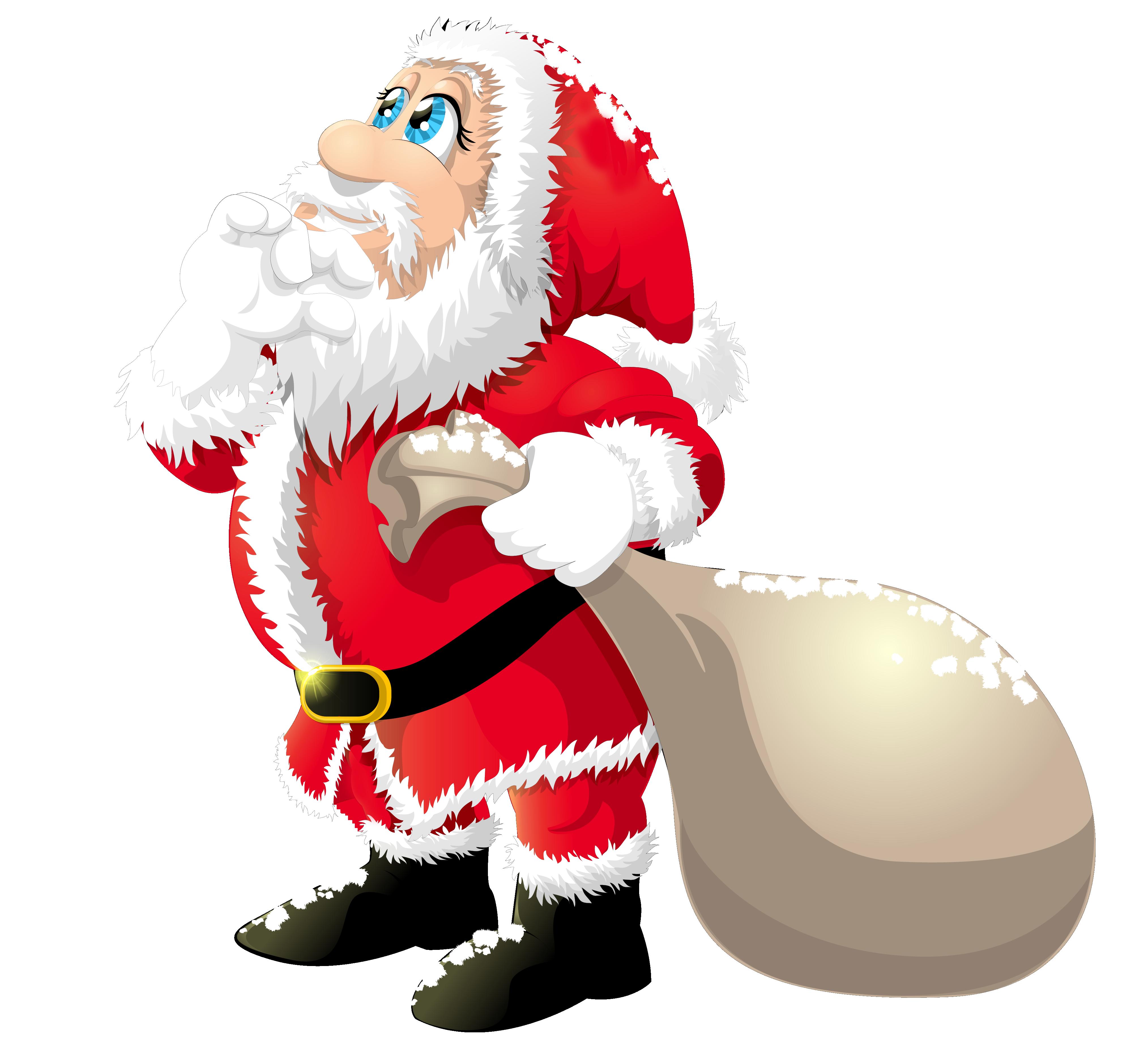 4054x3663 Cute Santa Claus Clipartu200b Gallery Yopriceville