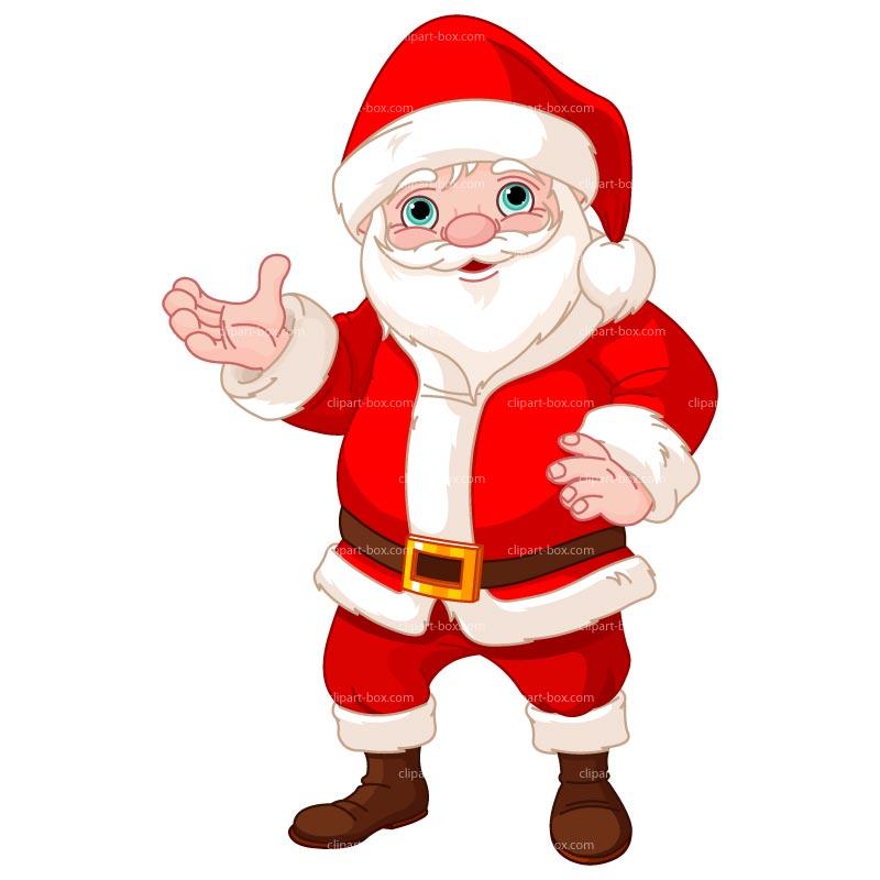 800x800 Santa Claus Clip Art Images 1 Image 7
