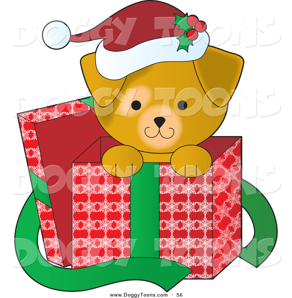 1024x1044 Doggy Clipart Of Festive Cute Yellow Lab Puppy Dog Wearing