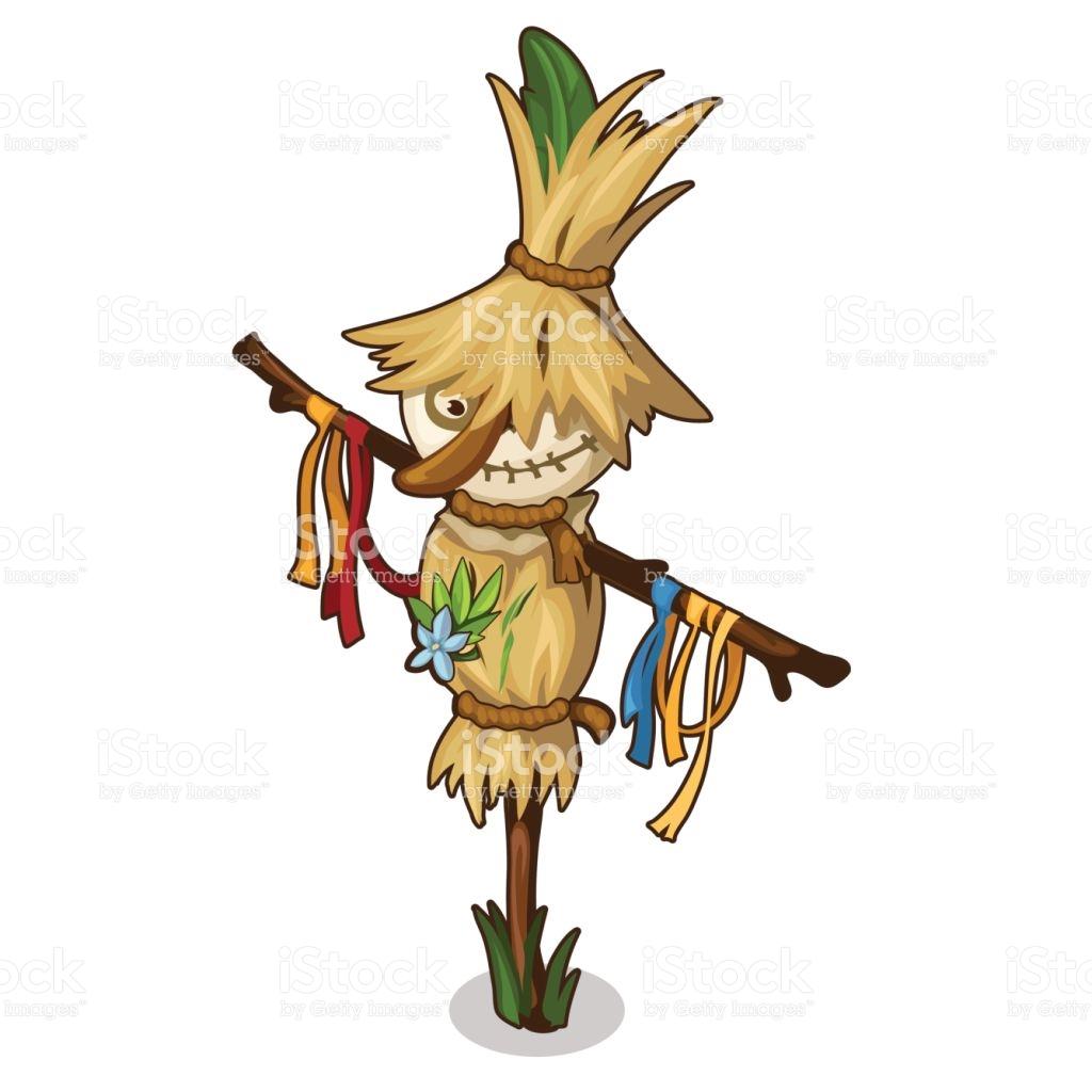 1024x1024 Rags Scarecrow Clipart, Explore Pictures