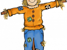 220x165 Scarecrow Clipart And Images