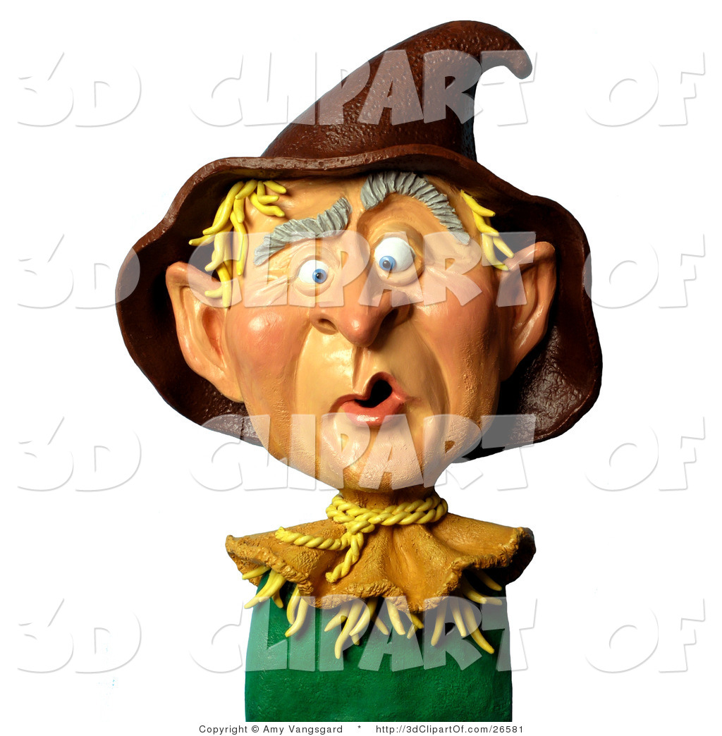 1024x1044 Scarecrow Clipart Mouth