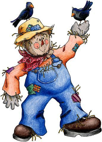 344x480 31 Best Clip Art My Style Scarecrows Images