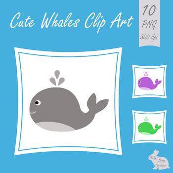 350x350 Whales Clip Art Clipart Sea Creatures Sealife Ocean By