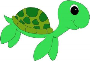 300x204 Sea Turtles Clip Art Cute Sea Turtle Clipart Science Clipart
