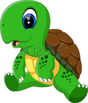 300x350 47 Best Tortugas Images On Turtles, Craft And Drawing