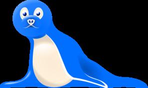 297x177 Cute Seal Clip Art
