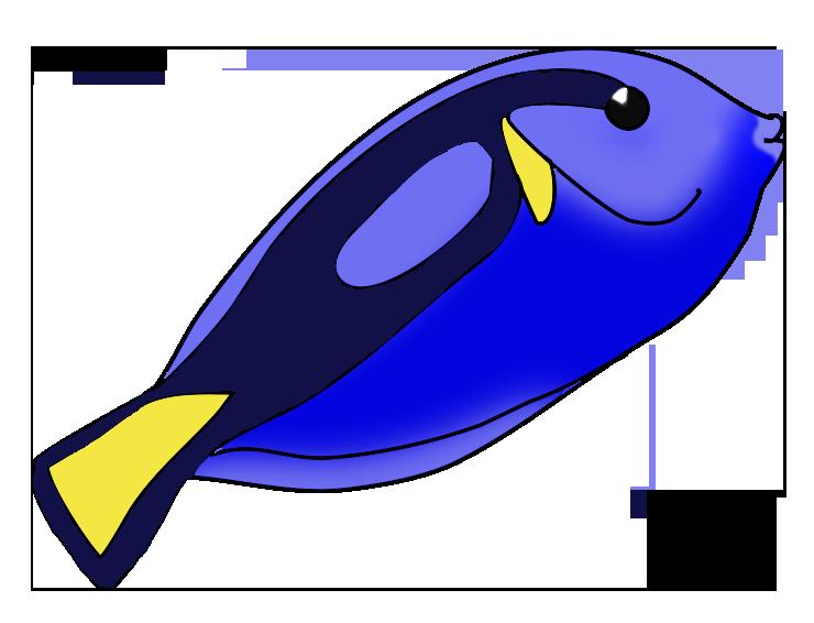 740x566 Fish Clip Art