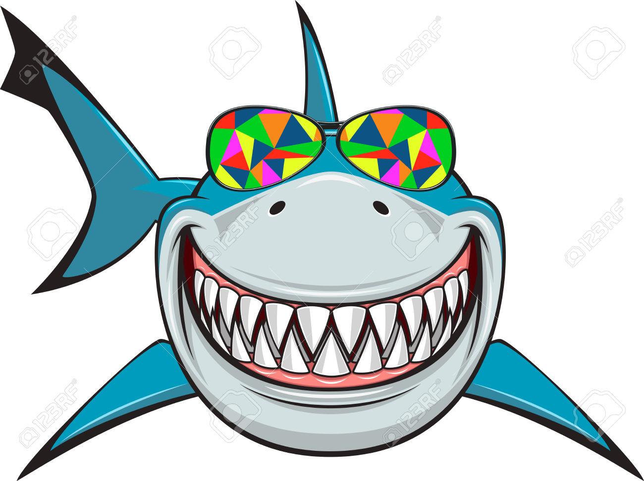 Cute Shark Clipart at GetDrawings | Free download