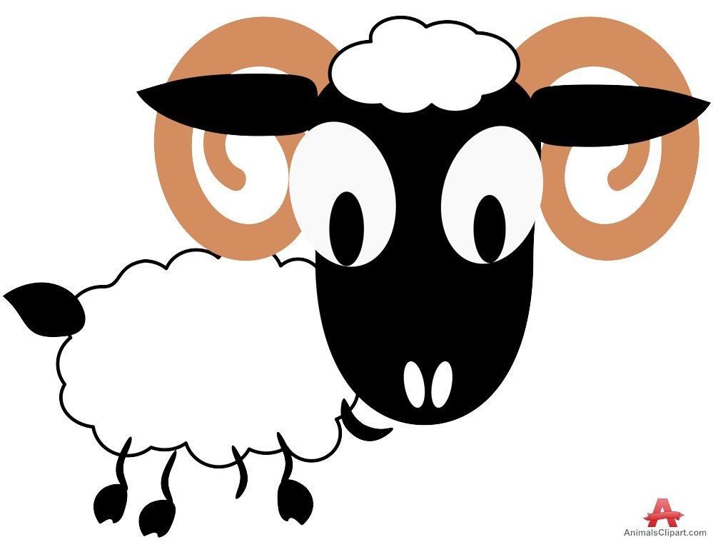 999x759 30 Lovely Cute Lamb Clipart