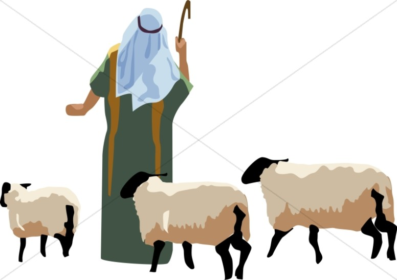 776x548 Shepherd And Sheep Clipart 101 Clip Art