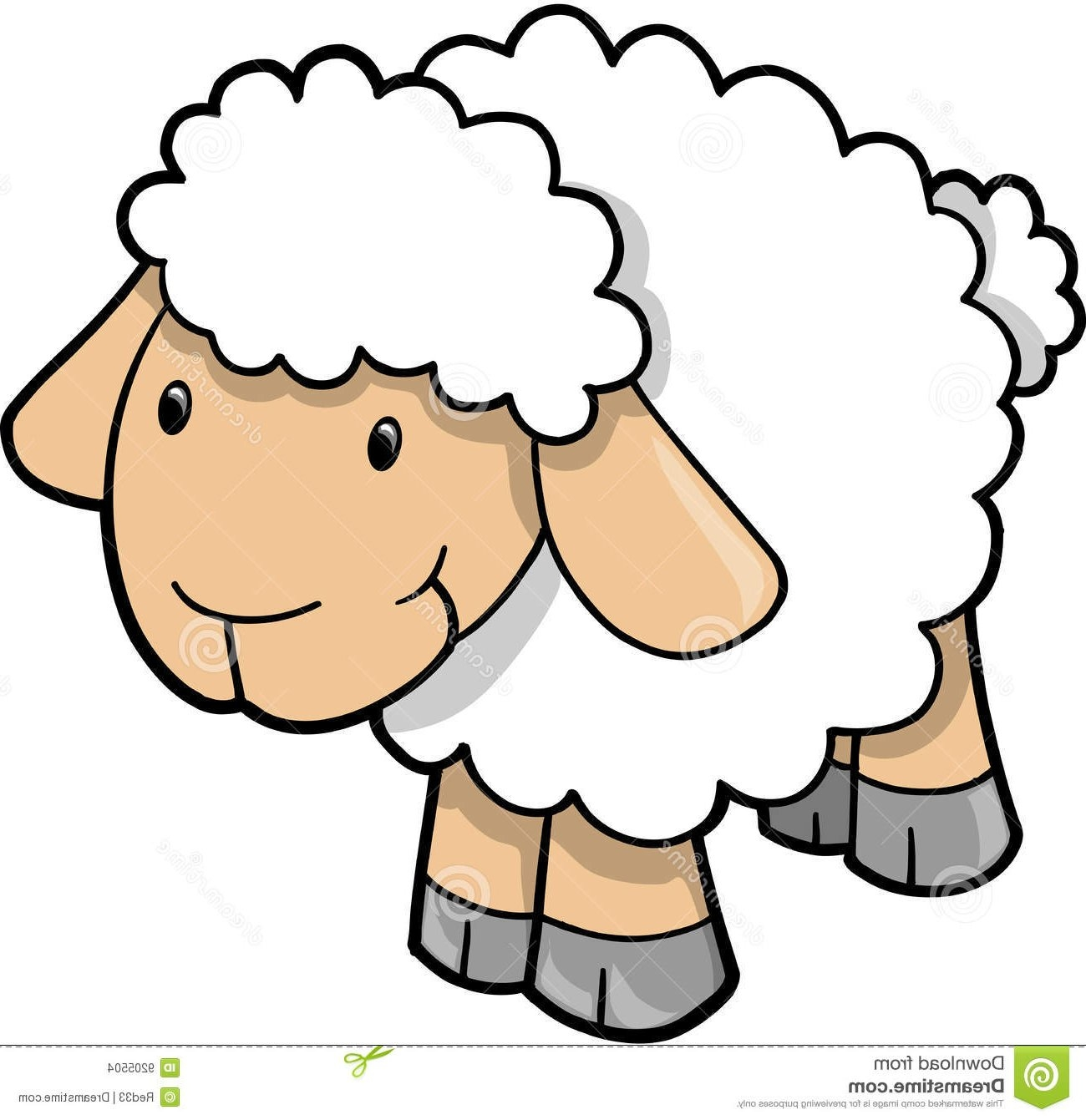cute sheep clipart at getdrawings com free for personal use cute rh getdrawings com clipart sheep black and white clipart shepherd leading sheep
