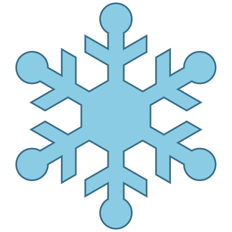 1500x1500 Cute Snowflake Clipart Snowman Catching Snowflakes Clip Art Image