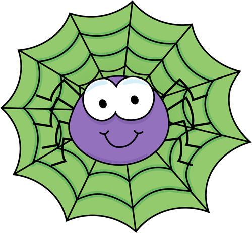 500x463 Cute Halloween Spider Clipart 6 Nice Clip Art