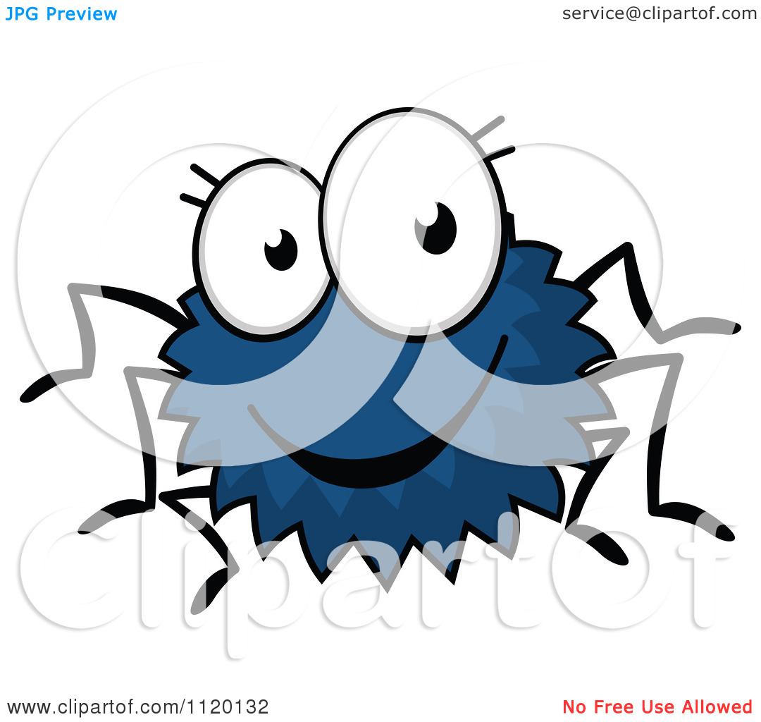 1080x1024 Happy Spider Clip Art Clipart Panda