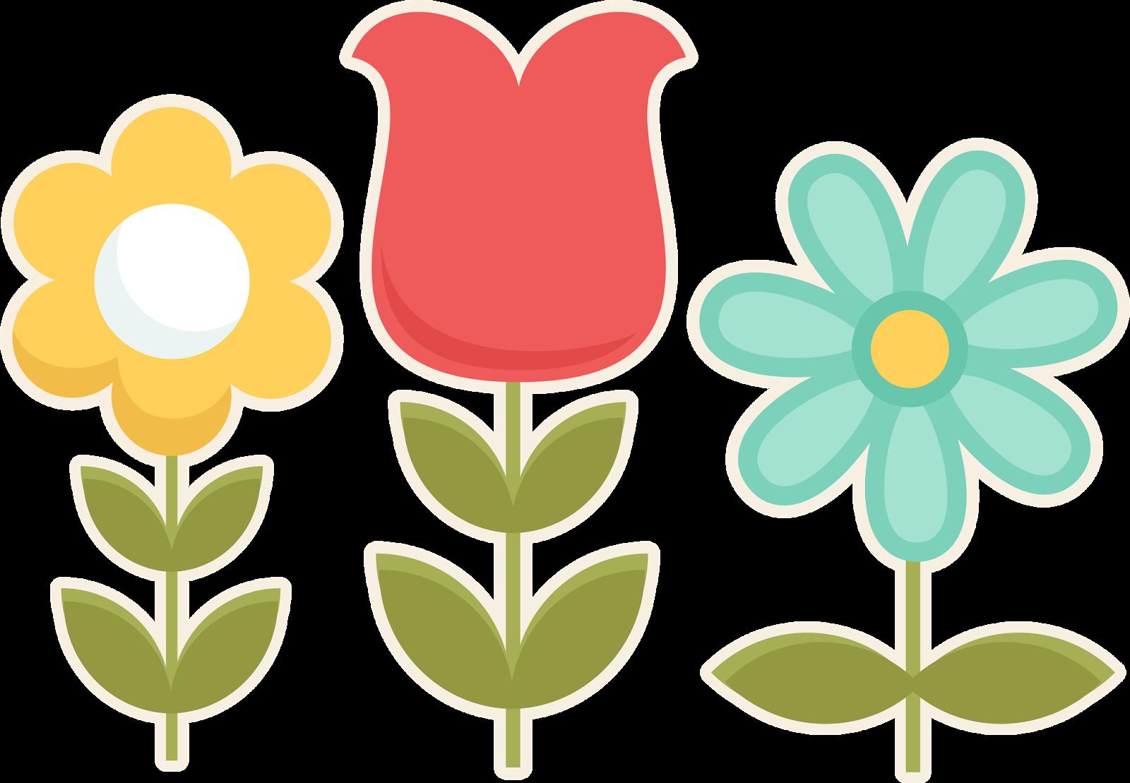 1600x1109 Spring Flowers Clip Art Clip Art