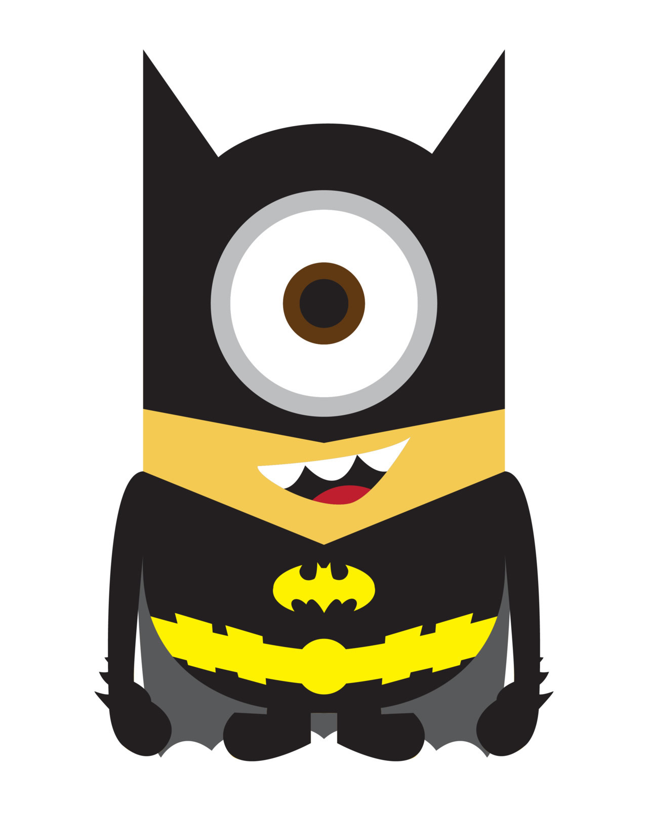 1280x1656 Despicable Me 2 Minions As Adorable Superheroes