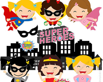 340x270 Superhero Clipart Boys Superhero Clip Art Cute Superhero