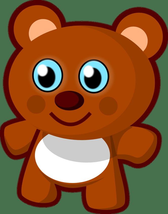 665x848 Sun Bear Clipart Cute Teddy Bear