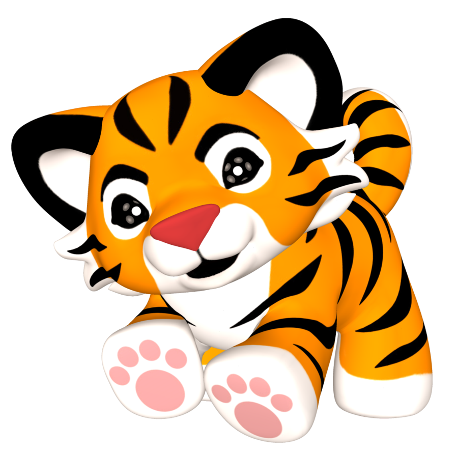 896x892 Png Tiger 2 By Sasgraphics