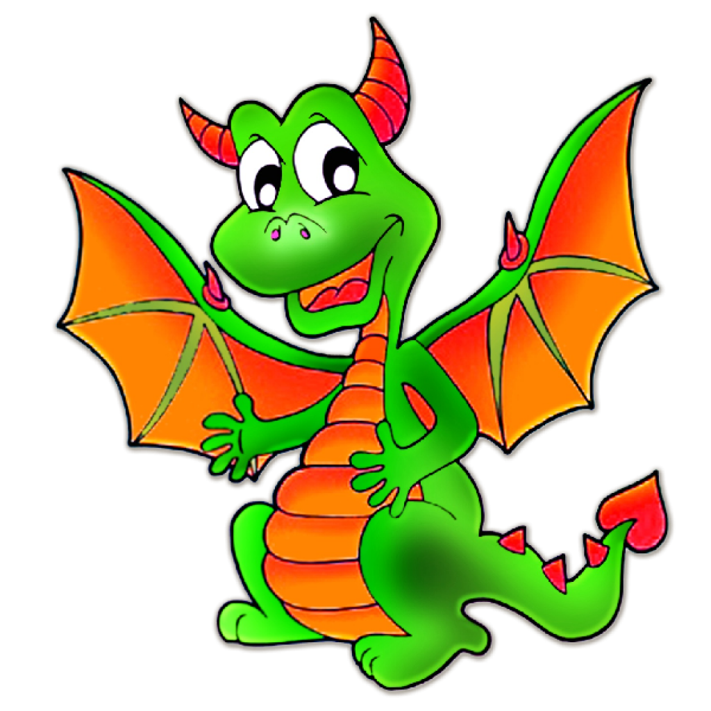 1024x1024 Dragon Clipart Thanksgiving Clipart