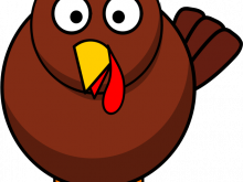 220x165 Large Turkey Clipart Turkey Body Clip Art