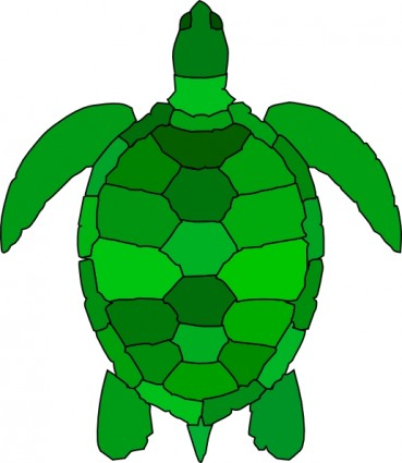 369x425 Cute Turtle Clipart Black And White