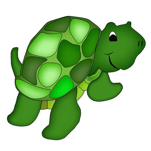 512x512 Sea Turtle Clip Art Free 2