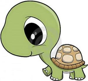 300x278 Sea Turtle Clip Art Free Clipart Images